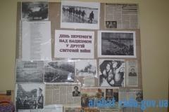 у с.Щасливцеве в парку відбувся святковий концерт, присвячений 73-ї річниці Перемоги над нацизмом у Другій світовій війні.