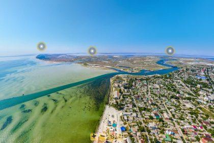 Панорами Генічеська