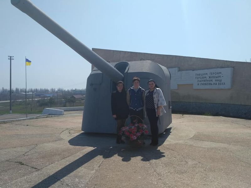 У Генічеському районі відзначили День визволення Арабатської Стрілки від нацистських загарбників