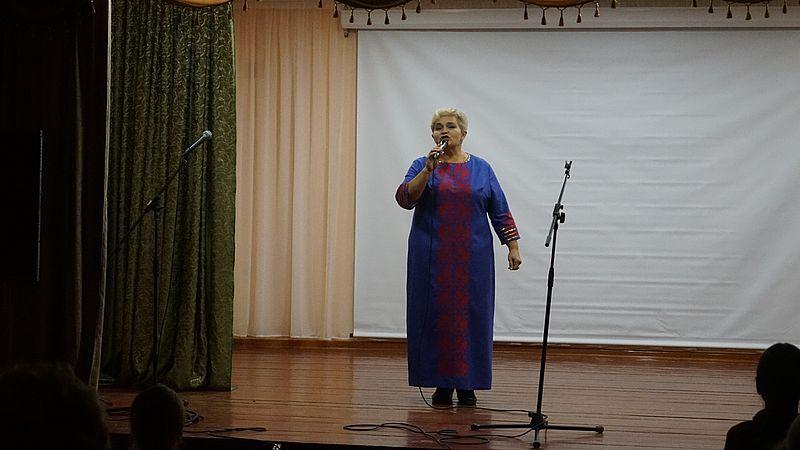 В Генгорке прошел концерт ко Дню ВСУ