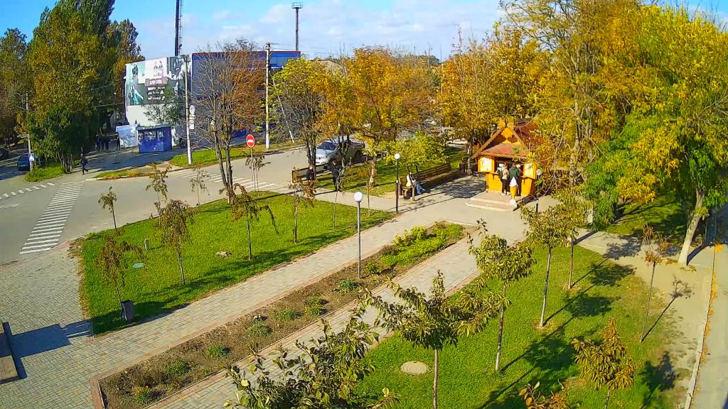 Веб-камери Генічеська