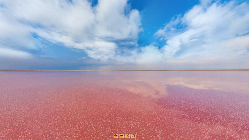 Рожеве Озеро